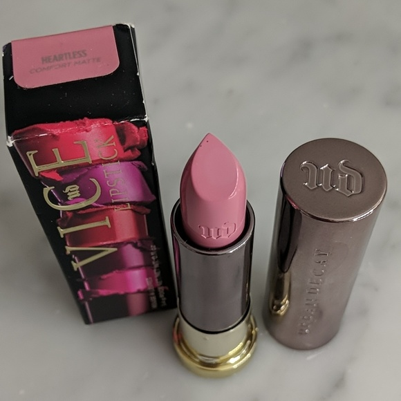 Urban Decay Other - Urban decay vice lipstick heartless